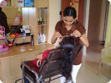 Starting your own beauty parlor